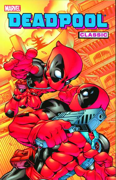 Deadpool Classic (Paperback) Vol 05 Graphic Novels published by Marvel Comics