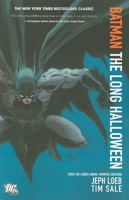 Batman The Long Halloween (Paperback) Graphic Novels published by Dc Comics