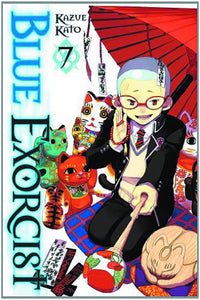 Blue Exorcist (Manga) Vol 07 Manga published by Viz Media Llc