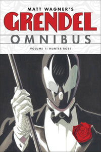 Grendel Omnibus (Paperback) Vol 01 Hunter Rose Graphic Novels published by Dark Horse Comics