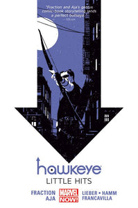 Hawkeye (Paperback) Vol 02 Little Hits Now Graphic Novels published by Marvel Comics