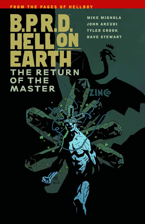 Bprd Hell On Earth (Paperback) Vol 06 Return Of Master Graphic Novels published by Dark Horse Comics