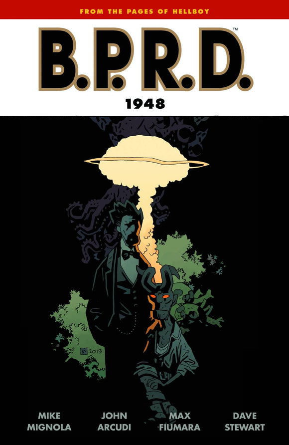 Bprd 1948 (Paperback) Graphic Novels published by Dark Horse Comics