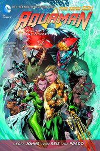 Aquaman (Paperback) Vol 02 The Others (N52) Graphic Novels published by Dc Comics