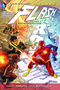 Flash (Paperback) Vol 02 Rogues Revolution (N52) Graphic Novels published by Dc Comics