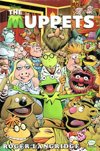 Muppets Omnibus (Hardcover) Langridge Cover Edition Graphic Novels published by Marvel Comics