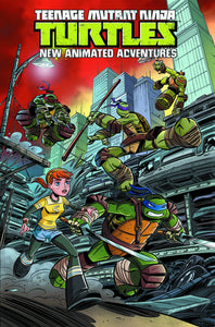 Tmnt New Animated Adventures (Paperback) Vol 01 Graphic Novels published by Idw Publishing