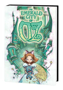 Oz (Hardcover) Emerald City Of Oz Graphic Novels published by Marvel Comics