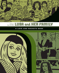Love & Rockets Library Gilbert Gn Vol 04 Luba & Family (Mature) Graphic Novels published by Fantagraphics Books