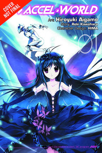Accel World Gn Vol 01 Manga published by Yen Press