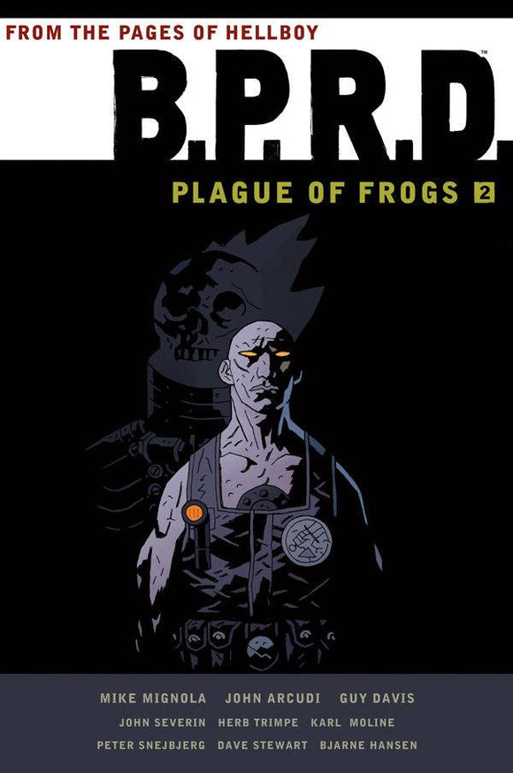 Bprd Plague Of Frogs (Paperback) Vol 02 Graphic Novels published by Dark Horse Comics