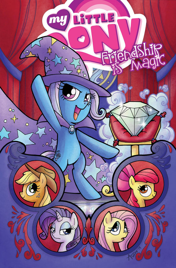 My Little Pony Friendship Is Magic (Paperback) Vol 06 Graphic Novels published by Idw Publishing