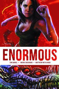 Enormous (Paperback) Vol 01 Graphic Novels published by 215 Ink
