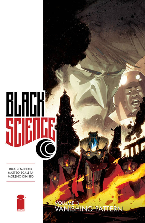 Black Science (Paperback) Vol 03 Vanishing Pattern (Mature) Graphic Novels published by Image Comics