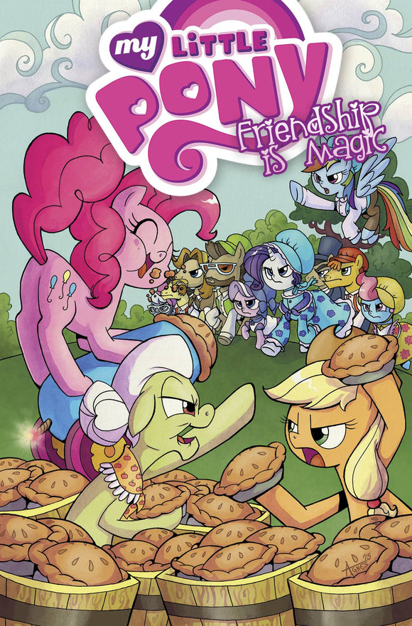 My Little Pony Friendship Is Magic (Paperback) Vol 08 Graphic Novels published by Idw Publishing