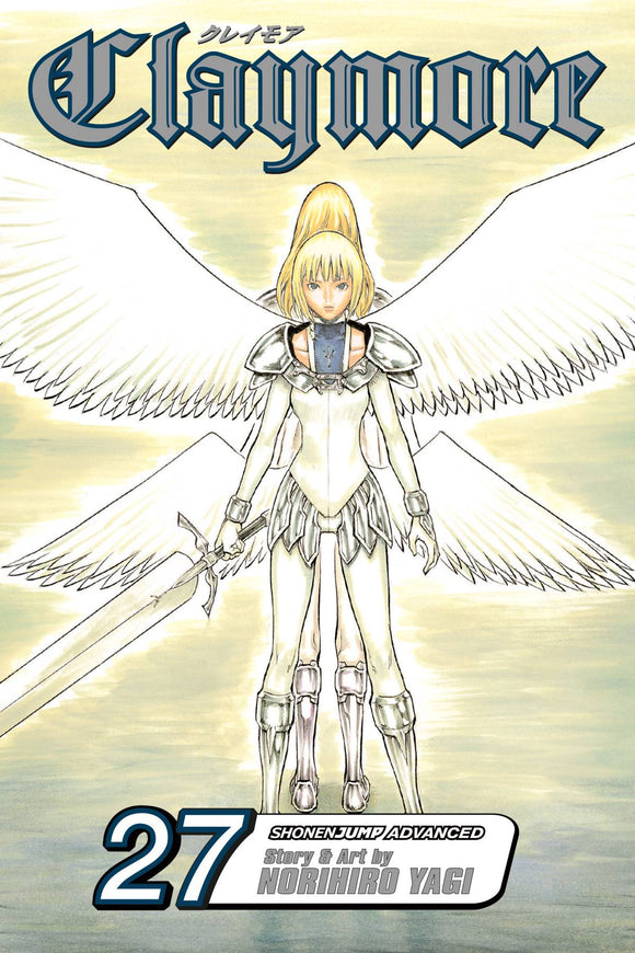Claymore Gn Vol 27 Manga published by Viz Media Llc