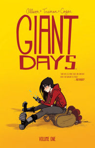 Giant Days (Paperback) Vol 01 Graphic Novels published by Boom! Studios