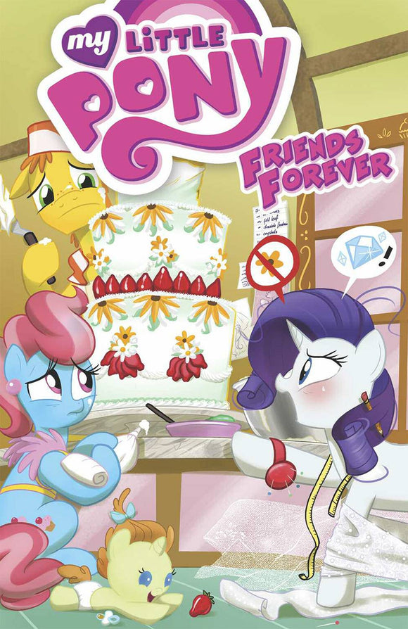 My Little Pony Friends Forever (Paperback) Vol 05 Graphic Novels published by Idw Publishing