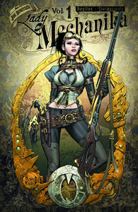 Lady Mechanika (Paperback) Vol 01 Mystery Of Mechanical Corpse Graphic Novels published by Benitez Productions