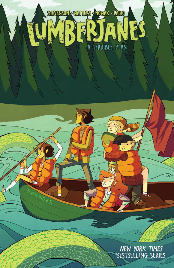 Lumberjanes (Paperback) Vol 03 Graphic Novels published by Boom! Studios
