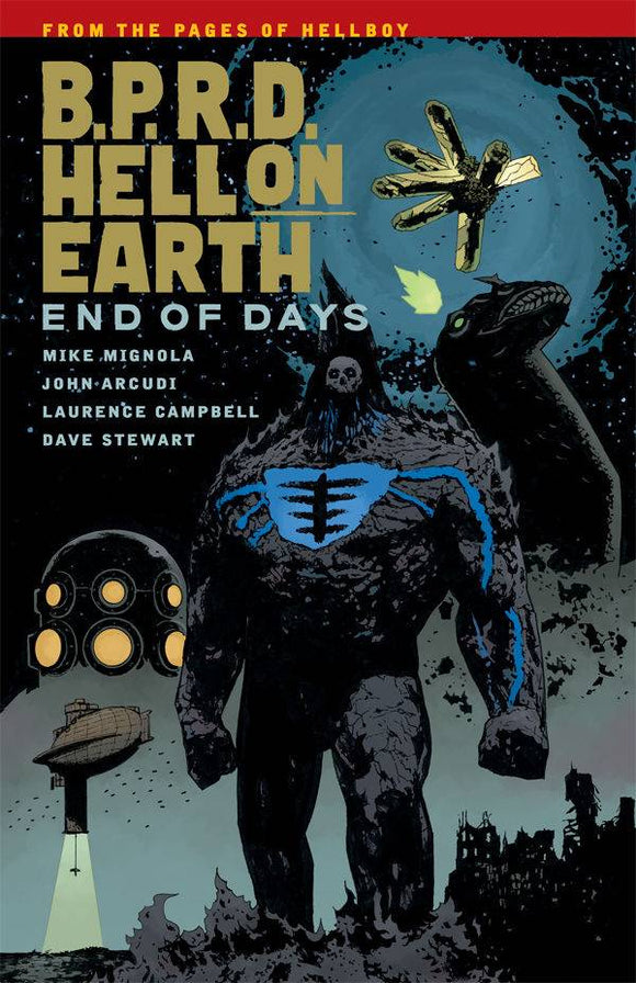 Bprd Hell On Earth (Paperback) Vol 13 End Of Days Graphic Novels published by Dark Horse Comics
