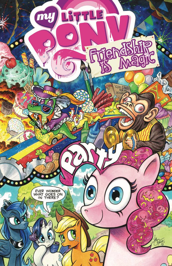 My Little Pony Friendship Is Magic (Paperback) Vol 10 Graphic Novels published by Idw Publishing