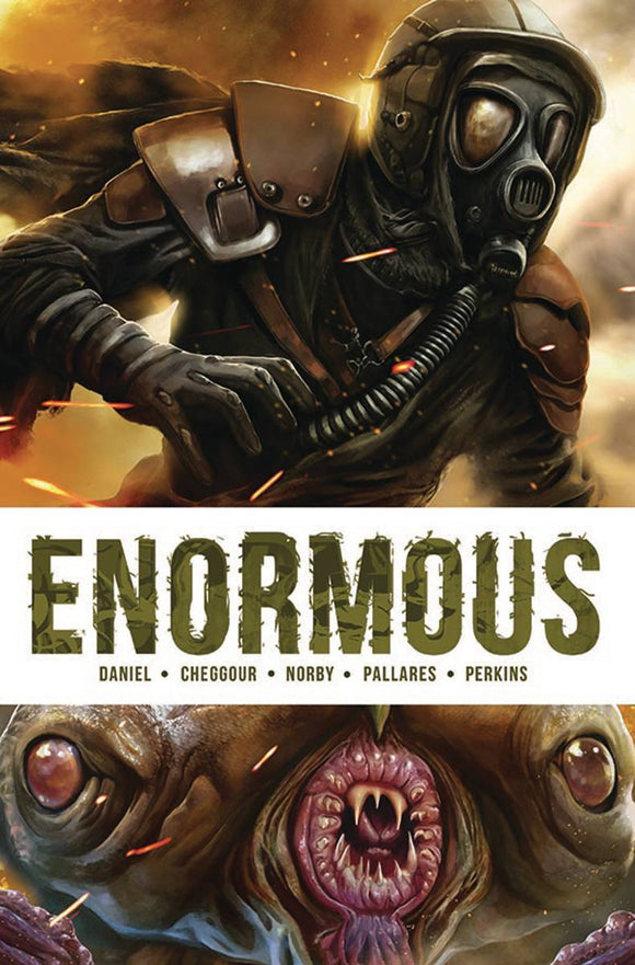 Enormous (Paperback) Vol 02 In A Shallow Grave Graphic Novels published by 215 Ink