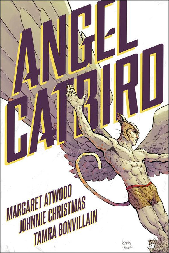 Angel Catbird (Hardcover) Vol 01 Graphic Novels published by Dark Horse Comics