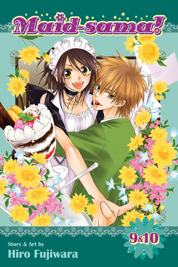Maid Sama 2in1 (Paperback) Vol 05 Manga published by Viz Media Llc