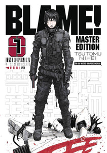 Blame Gn Vol 01 Manga published by Vertical Comics