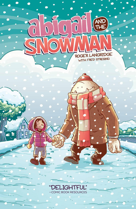 Abigail And The Snowman (Paperback) Graphic Novels published by Boom! Studios