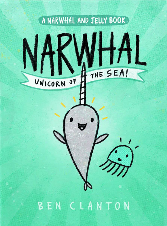Narwhal (Paperback) Vol 01 Unicorn Of Sea Graphic Novels published by Tundra Books