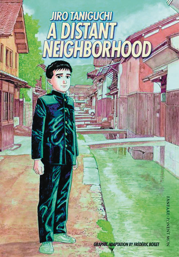 A Distant Neighborhood Complete (Hardcover) Manga published by Fanfare Presents Ponent Mon