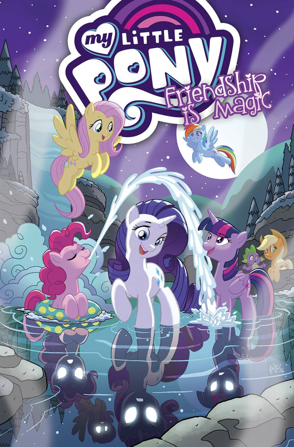 My Little Pony Friendship Is Magic (Paperback) Vol 11 Graphic Novels published by Idw Publishing