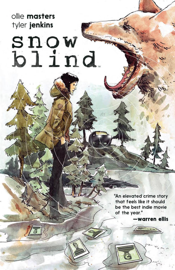 Snow Blind (Paperback) Graphic Novels published by Boom! Studios