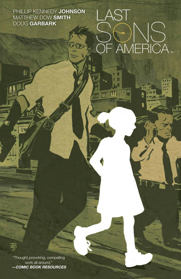 Last Sons Of America (Paperback) Graphic Novels published by Boom! Studios