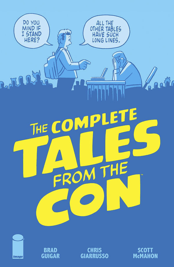 Complete Tales From The Con (Paperback) Graphic Novels published by Image Comics