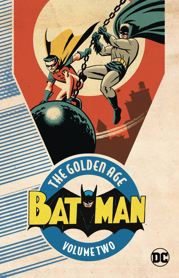 Batman The Golden Age (Paperback) Vol 02 Graphic Novels published by Dc Comics