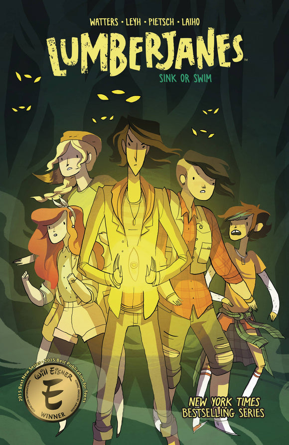 Lumberjanes (Paperback) Vol 06 Graphic Novels published by Boom! Studios