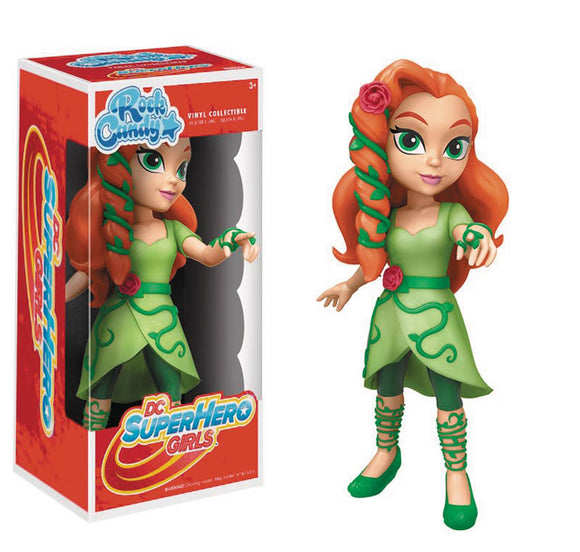 Rock Candy Dc Super Hero Girls Poison Ivy Figure Collectibles, Figures & Toys published by Funko