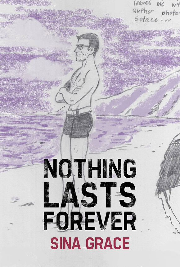 Nothing Lasts Forever (Paperback) Graphic Novels published by Image Comics