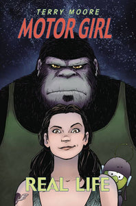 Motor Girl (Paperback) Vol 01 Real Life Graphic Novels published by Abstract Studios