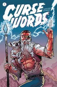 Curse Words (Paperback) Vol 01 (Mature) Graphic Novels published by Image Comics