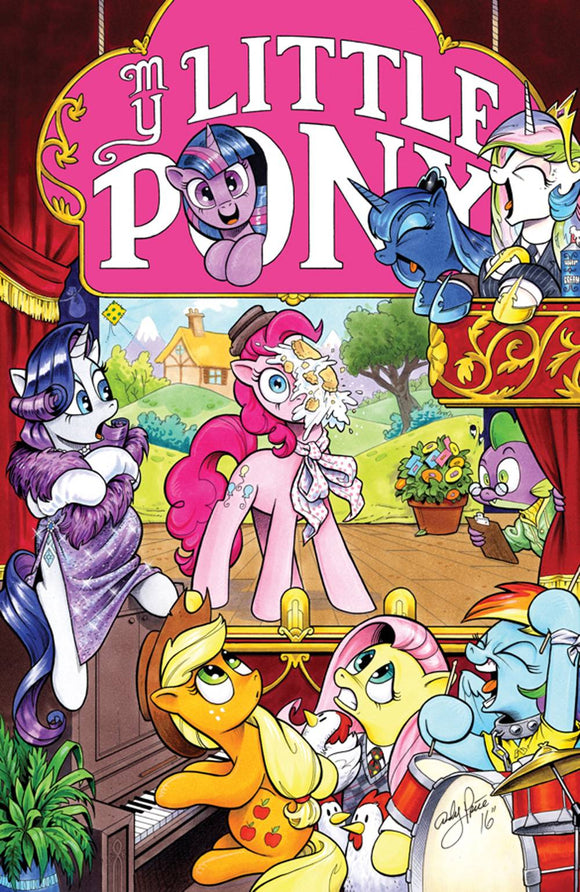 My Little Pony Friendship Is Magic (Paperback) Vol 12 Graphic Novels published by Idw Publishing