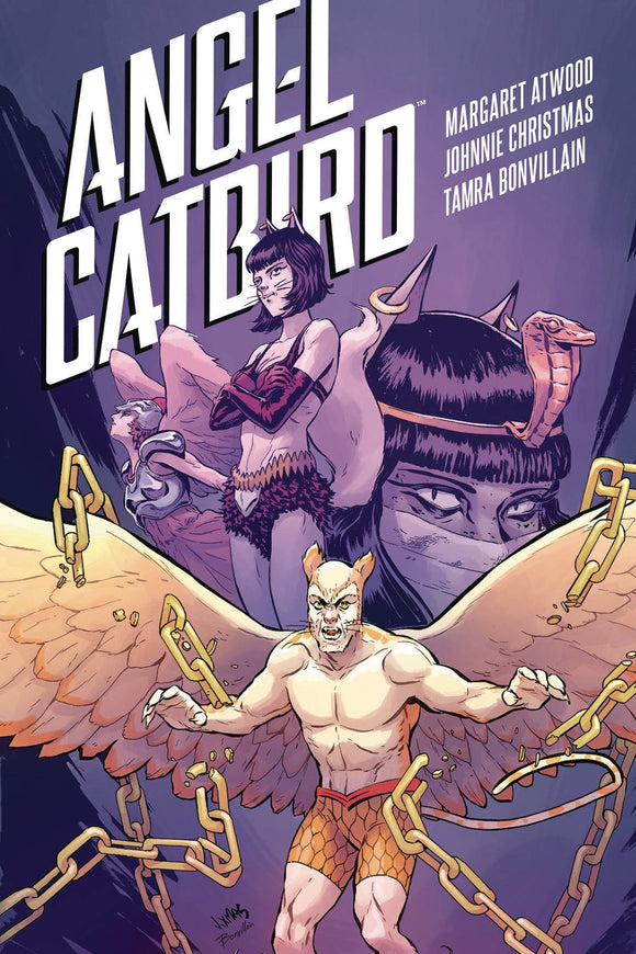 Angel Catbird (Hardcover) Vol 03 Catbird Roars Graphic Novels published by Dark Horse Comics