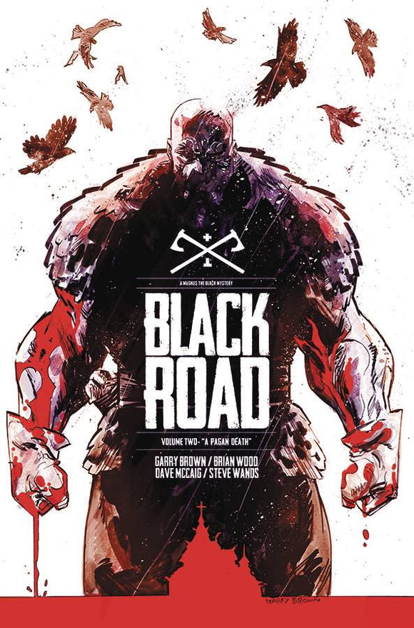 Black Road (Paperback) Vol 02 A Pagan Death Graphic Novels published by Image Comics