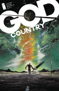 God Country (Paperback) Graphic Novels published by Image Comics