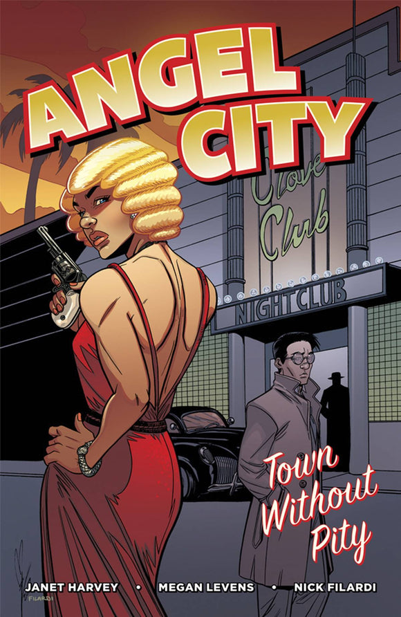 Angel City (Paperback) Town Without Pity Graphic Novels published by Oni Press