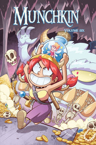 Munchkin (Paperback) Vol 06 Graphic Novels published by Boom! Studios