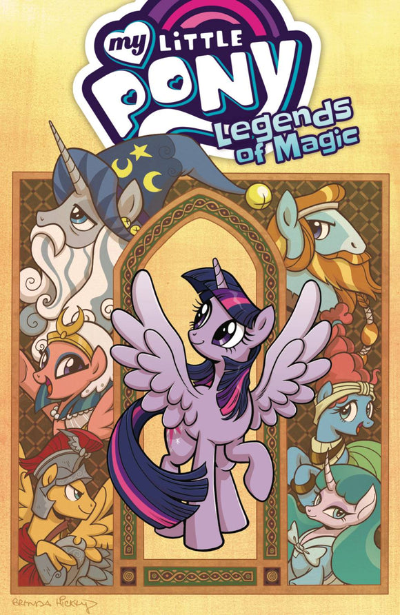 My Little Pony Legends Of Magic (Paperback) Vol 01 Graphic Novels published by Idw Publishing